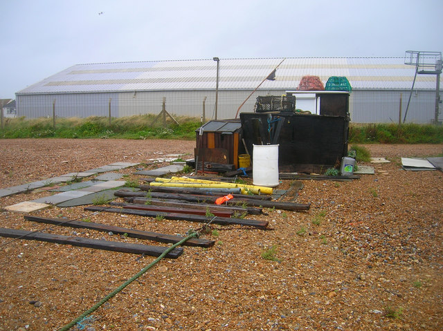 Fishermans Hut, Bulverhythe Beach