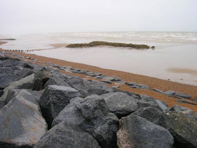Sea Defences, Bulverhythe
