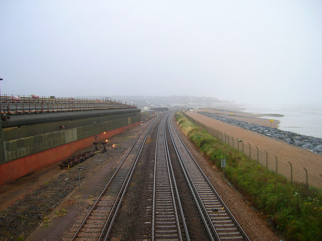 Railway Line, Bulverhythe