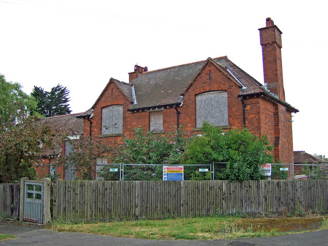 The Old Welton Primary School