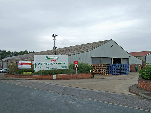 Humber Distribution Centre