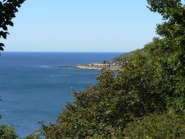 Sea View from Bodigga Cliffs