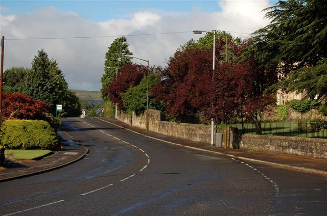 Birkhill Road