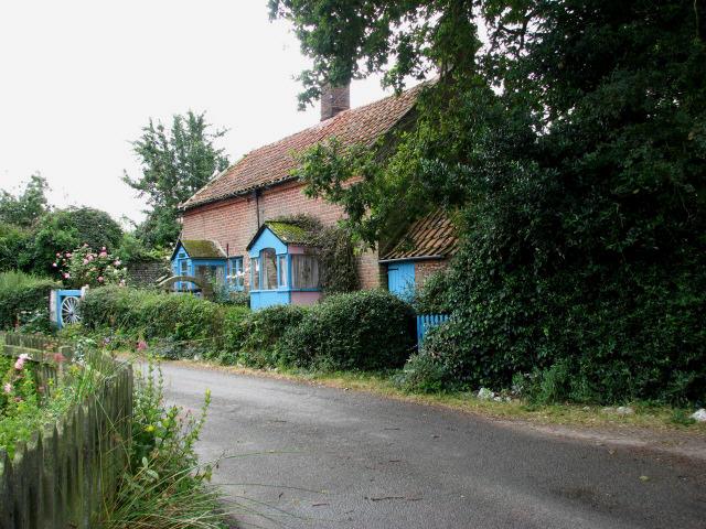 Cottage on The Street, Ridlington