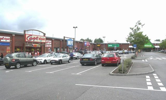 Bailey Bridge Retail Park
