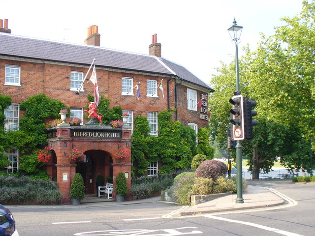 Red Lion Hotel, Henley
