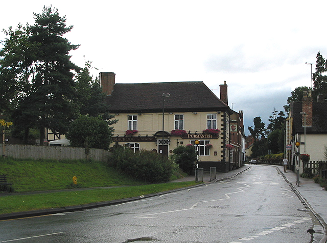 The Black Dog, Church Street, Newent