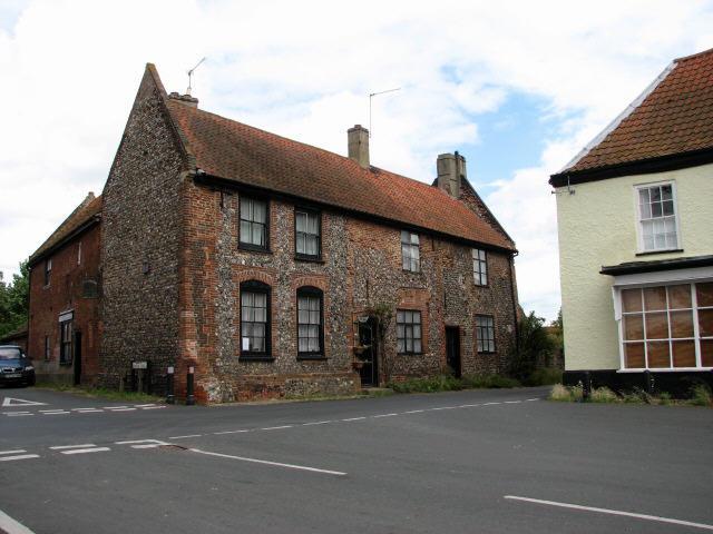 Geoffrey the Dyer's House B&B