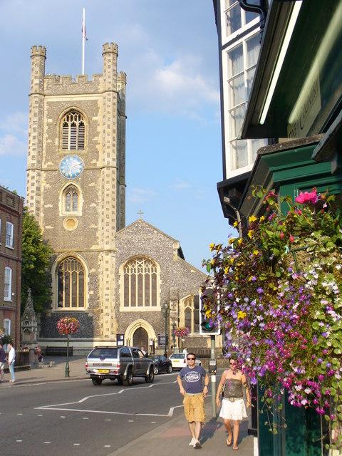St Mary's, Henley