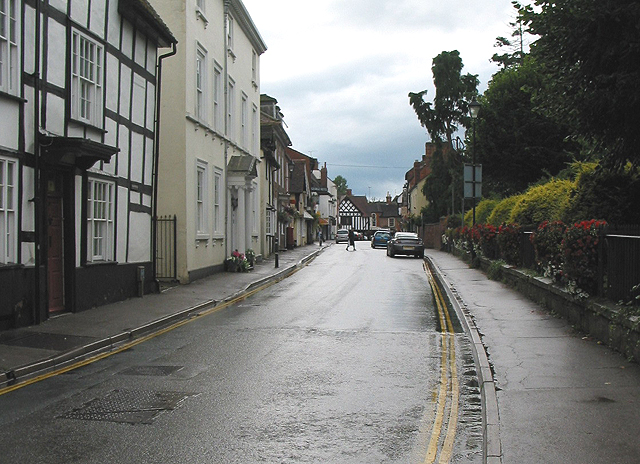 Church Street, Newent