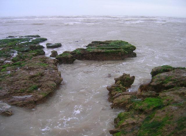 Rocks at Glynne Gap