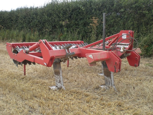 Sub-surface cultivator
