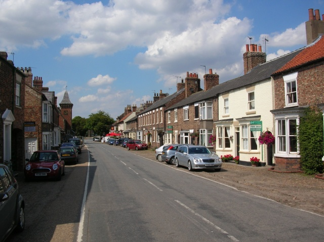 Main Street Helperby