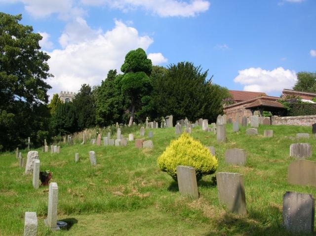 Graveyard - Brafferton