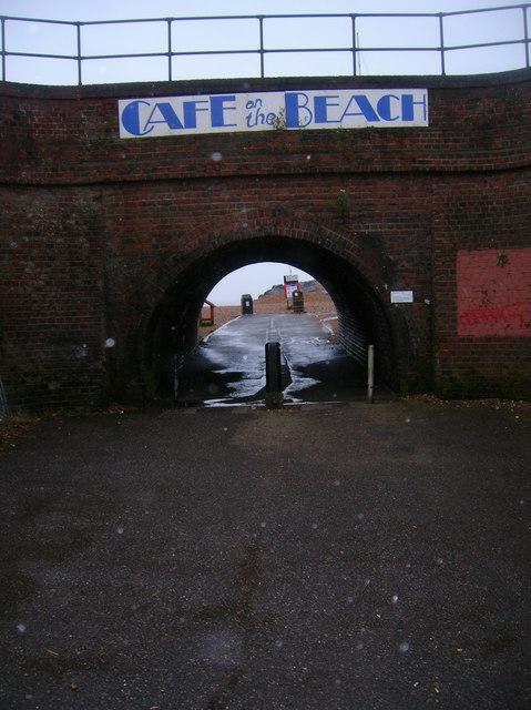 Entrance to the Beach, Glynne Gap
