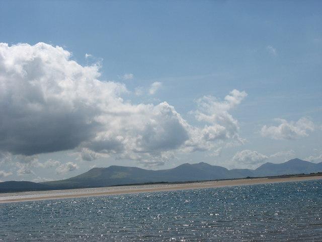 Outer sandbank