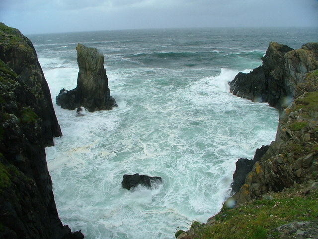 Butt of Lewis Cliffs