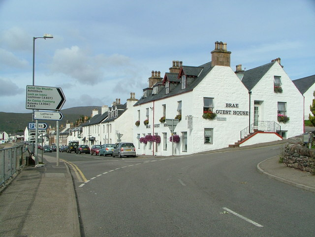 Brae Guest House & Junction with North Road