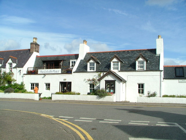 The Ceilidh Place pub