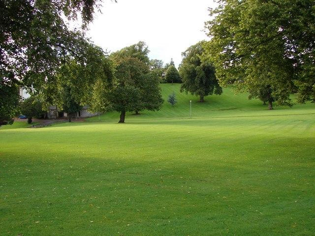 Castlebank Park, Lanark