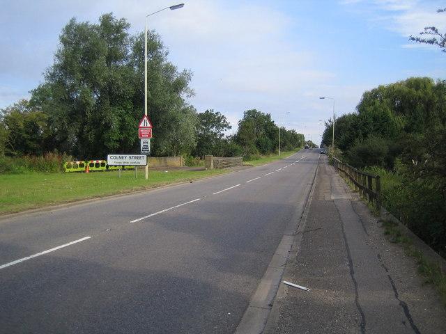 Colney Street: Watling Street