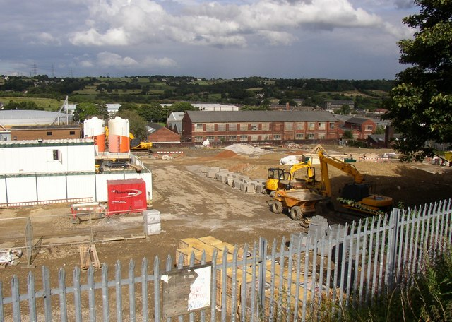 Gas Works site, Cleckheaton