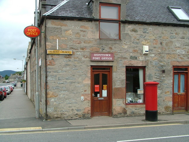 Dufftown Post Office