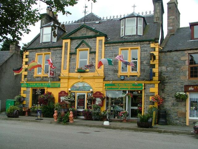 Glenfiddich Licensed Restaurant, 13 Church Street