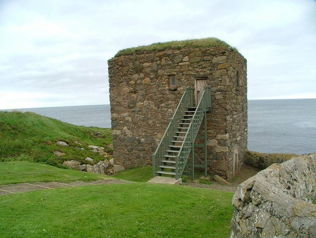 Fraserburgh Wine Tower