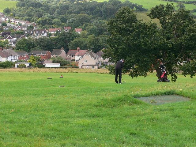 Old Colwyn Golf Course
