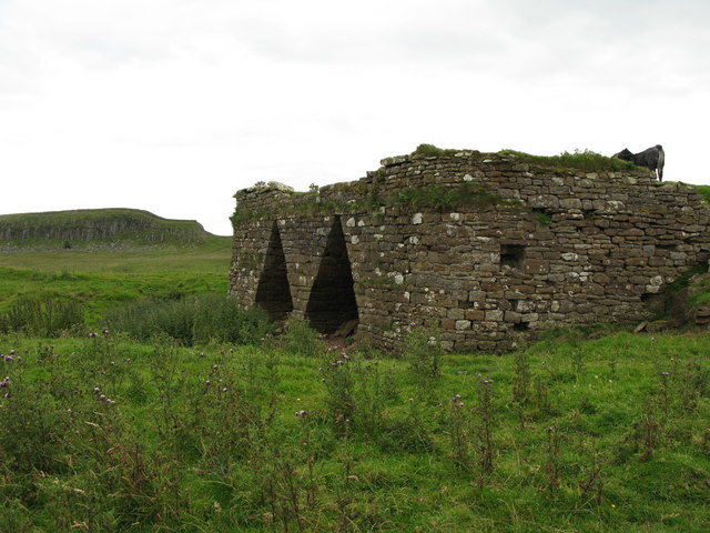 Lime kiln north of Hadrian's Wall