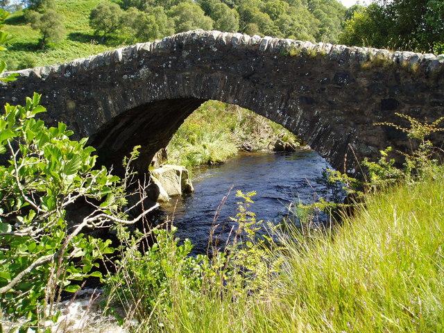 Knockreoch Bridge.