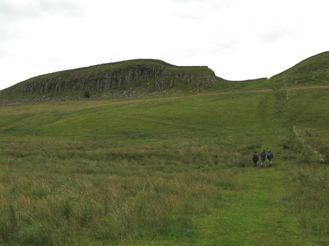 Path to Cuddy's Crags