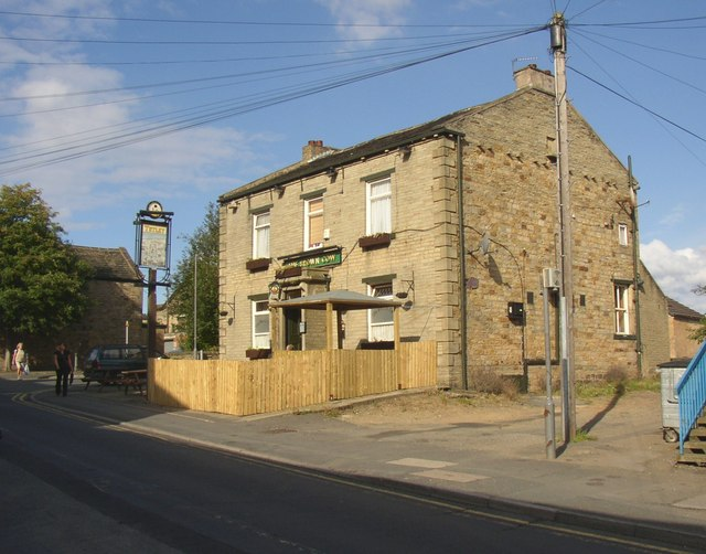 The Brown Cow, Town Gate, Wyke