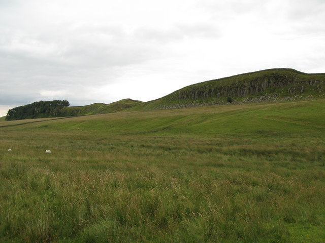 Cuddy's Crags and Housesteads Crags