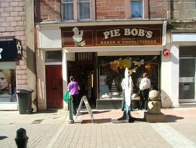 Pie Bob's Bakery, High Street