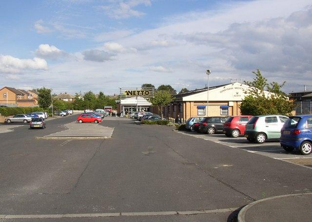Car park, Wyke