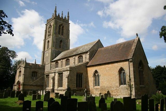 St.Andrew's church, Folkingham