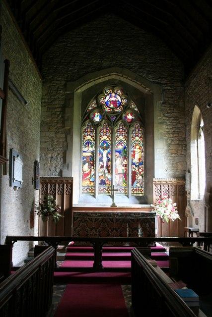 St.Andrew's chancel