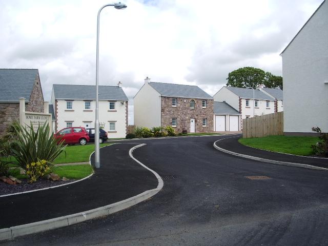 New houses, Dearham