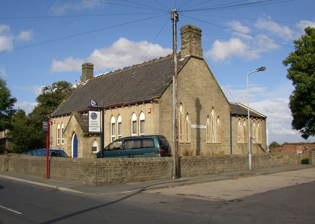 The Old School House, Town Gate, Wyke