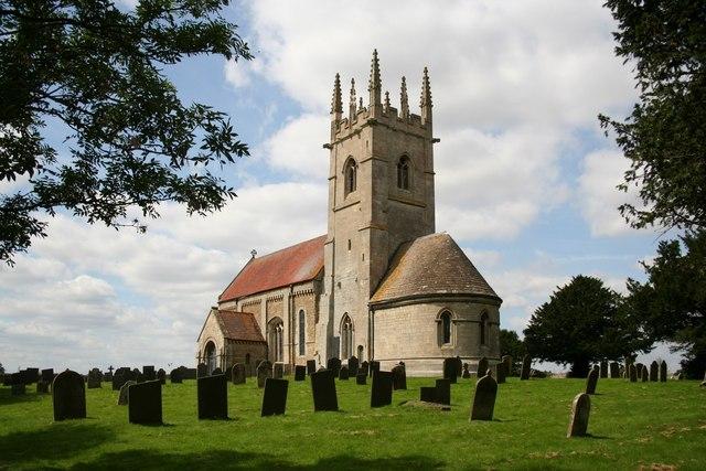 St.Andrew's church, Sempringham