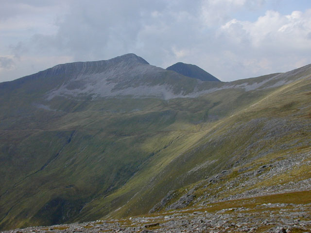 Slopes west of Sgor Eilde Beag