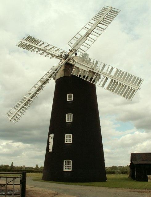Pakenham's Windmill