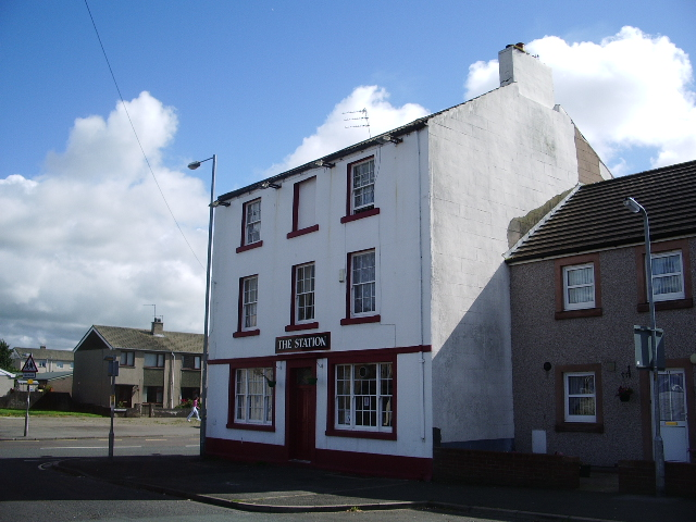 The Station, Ellenborough Place, Maryport