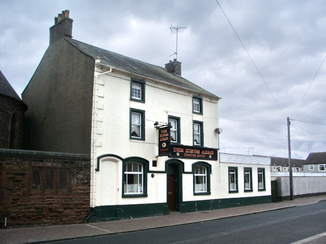 The King's Arms, King Street, Maryport