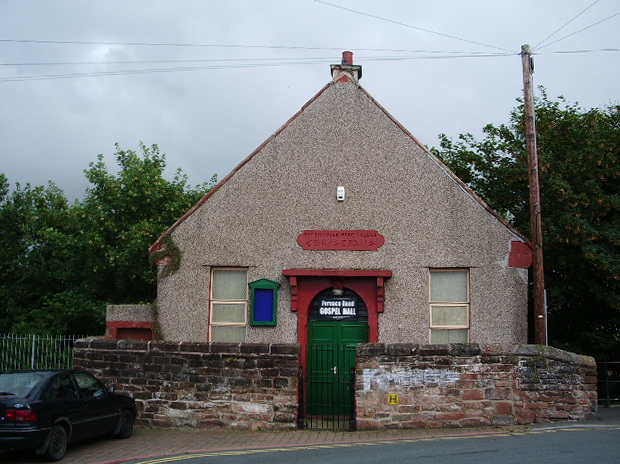 Furness Road, Gospel Hall, Maryport