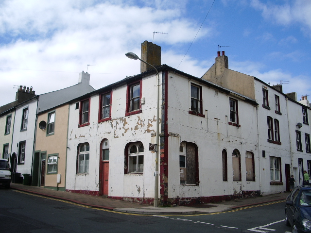 The Jolly Sailors Tavern