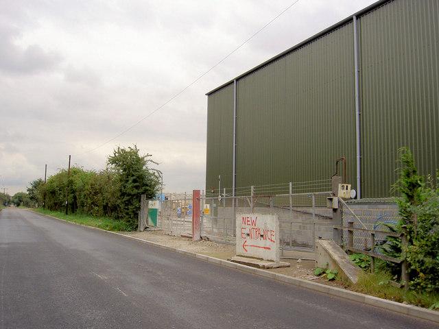 Tarmac Topcon precast concrete factory.