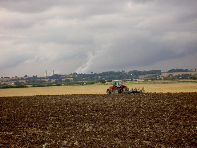 Ploughing the field 2.
